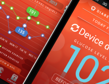 Diabetes Mobile Application