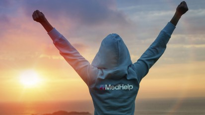 MedHelp Home Page